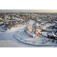 Переславль-Залесский: прогулки скозь века. Сборный пешеходный маршрут.